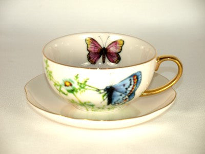Wings of Grace Teacup