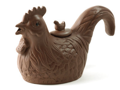 Chicken Yixing Teapot