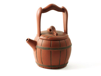 Water Bucket Yixing Teapot