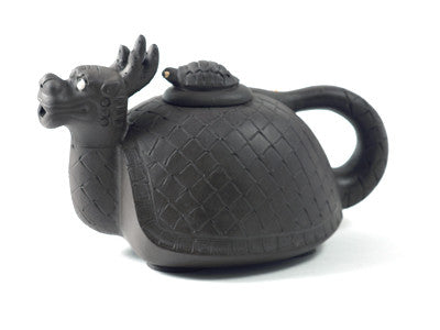 Dragon Yixing Teapot
