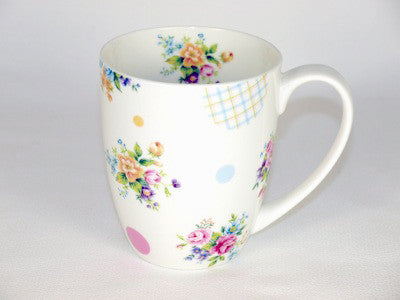 Spring Bouquet Cup