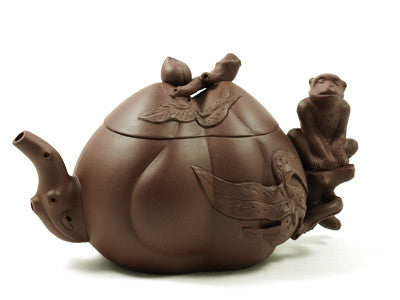 Monkey Yixing Teapot