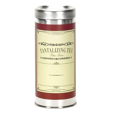 Tantalizing Tea Tin