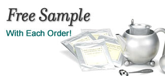 free sample with each order