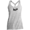 KOs Ladies Cosmic Twist Back Tank Top