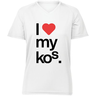 KOs Love T-Shirt (V-Neck)