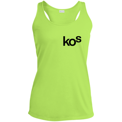 KOs Ladies' Racerback Tank Top