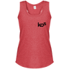 KOs Tri Rackerback Tank Top