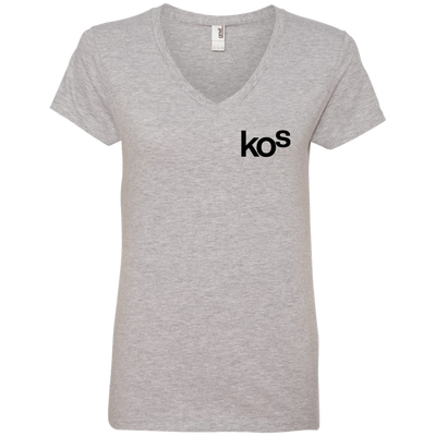 KOs Ladies T-Shirt (V-Neck)