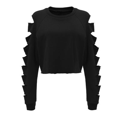 Autumn Women Sexy Sweatshirt/Pullovers - Koncepts of Swag