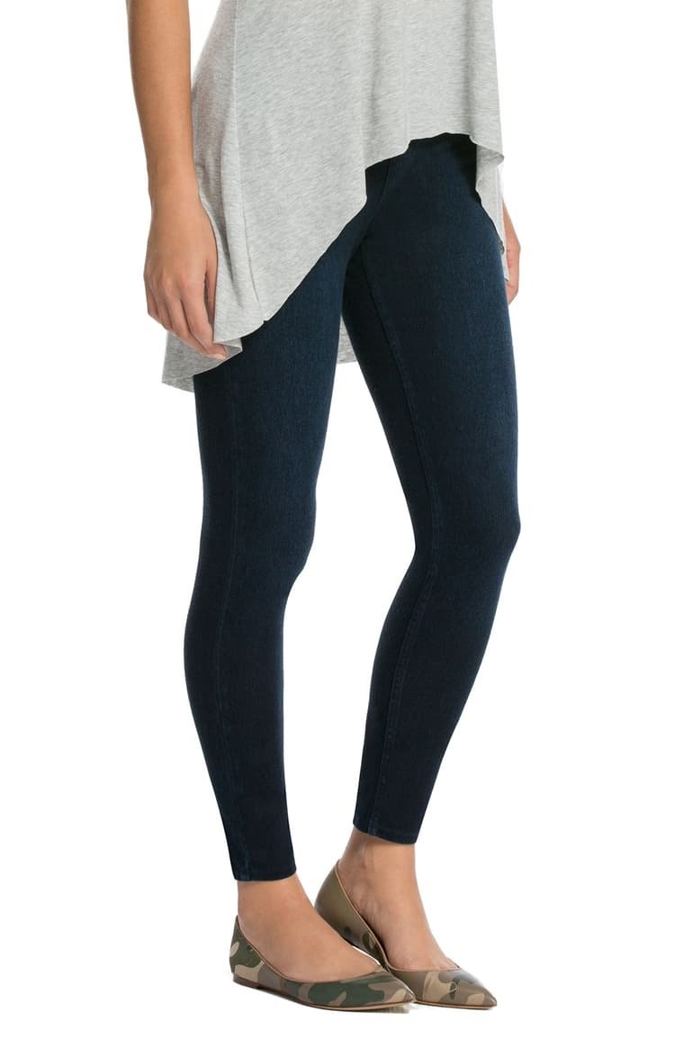 SPANX Dark Denim Jeanish Leggings