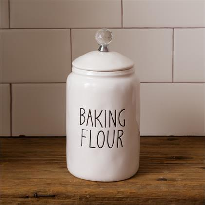 Baking Flour Canister