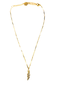 Kristalize Jett Necklace
