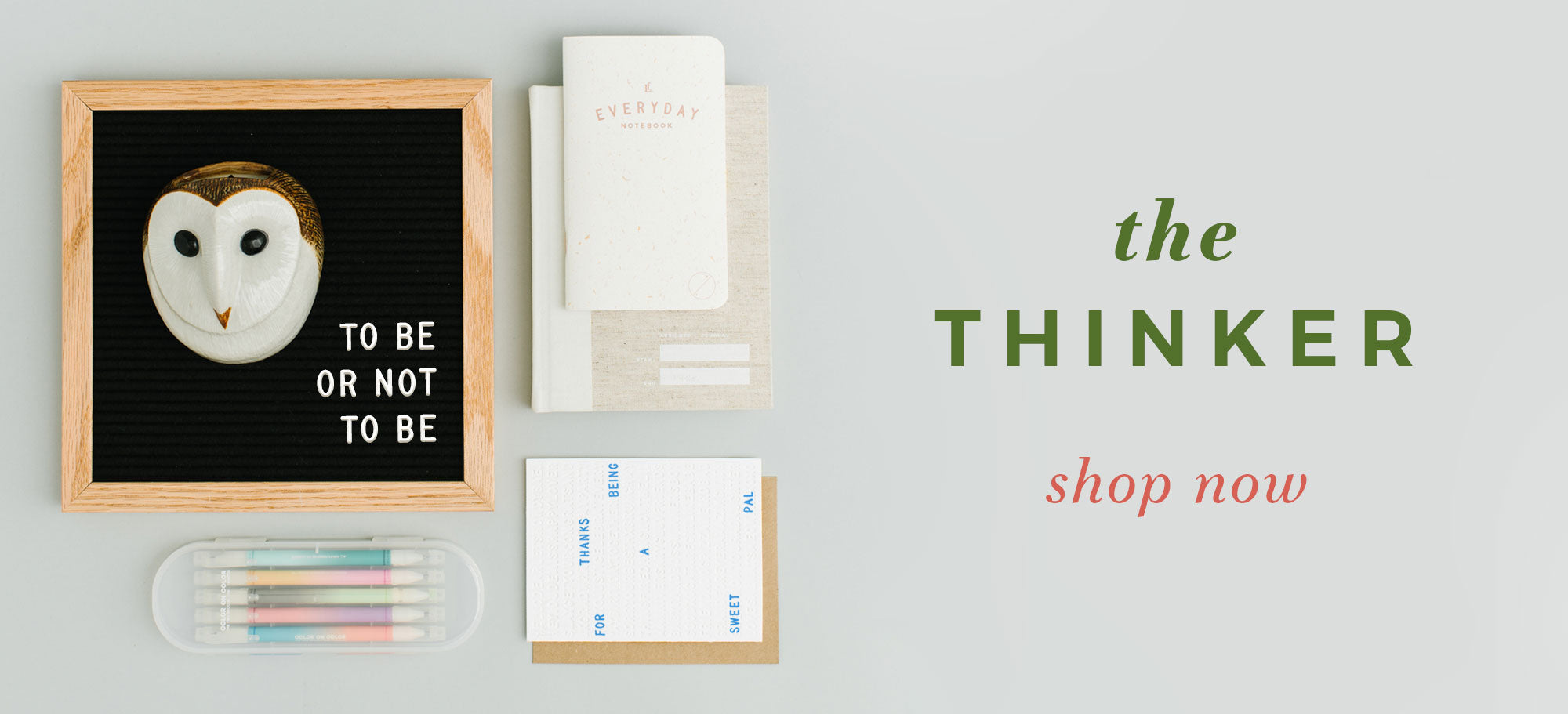 Gift Guide 2019: The Thinker