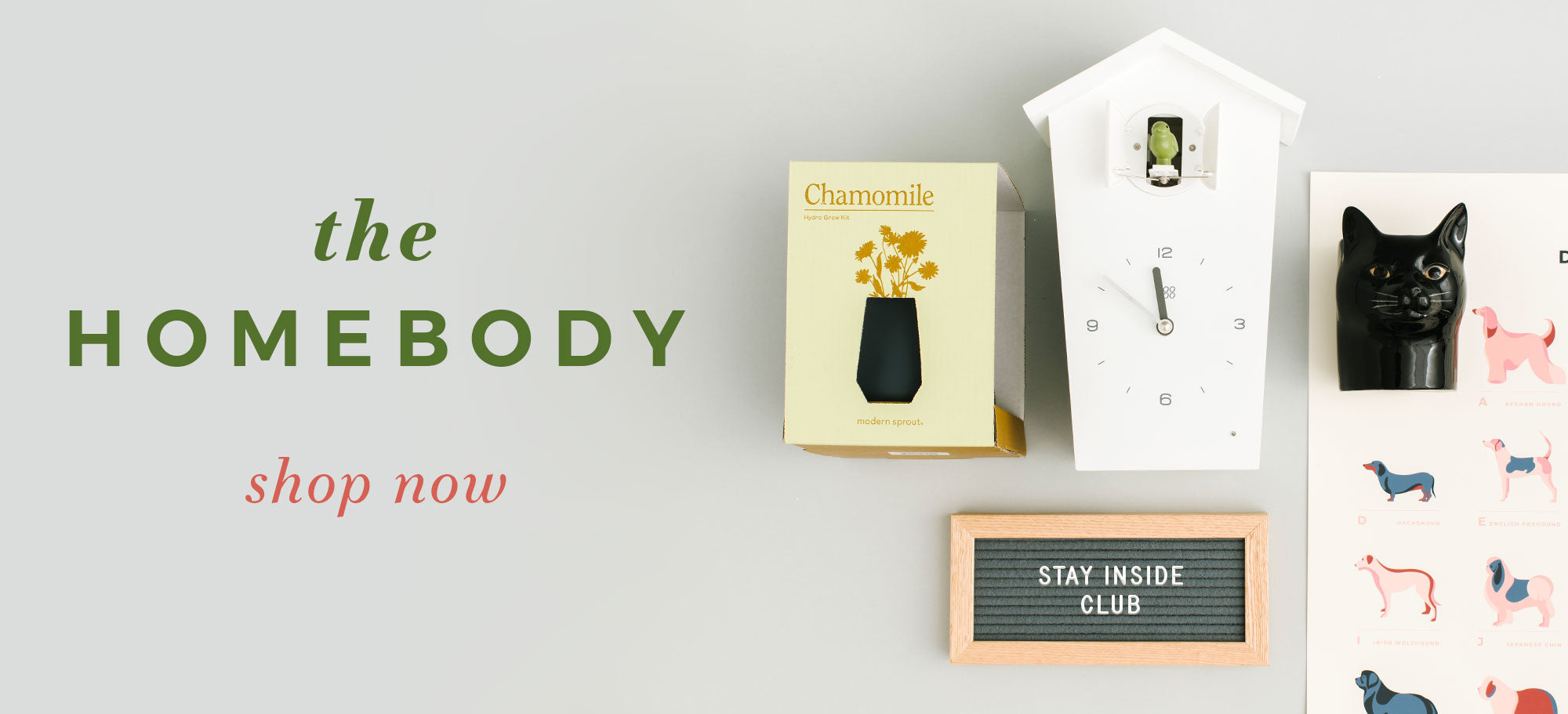 Gift Guide 2019: The Homebody