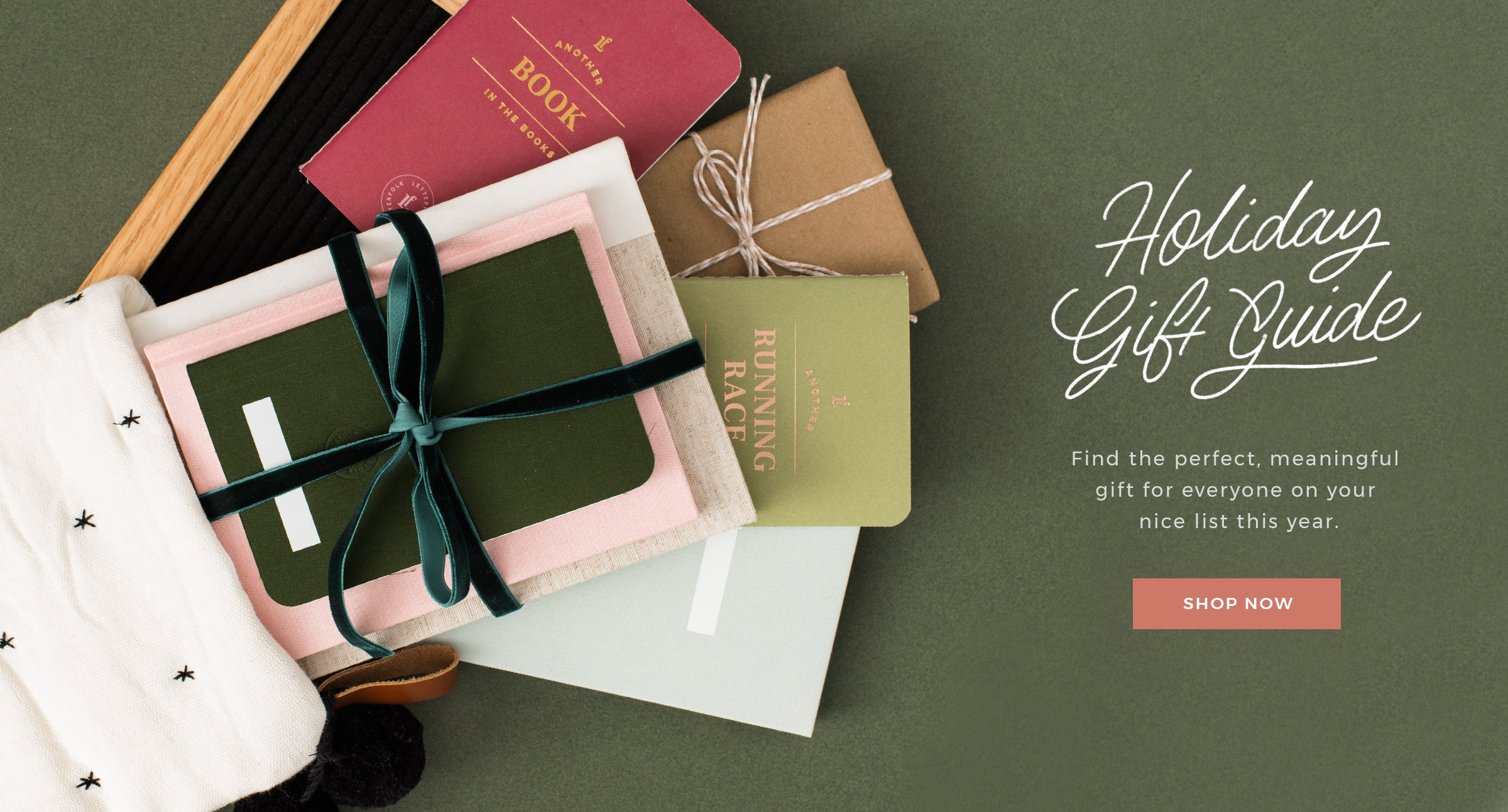 Letterfolk Holiday Gift Guide