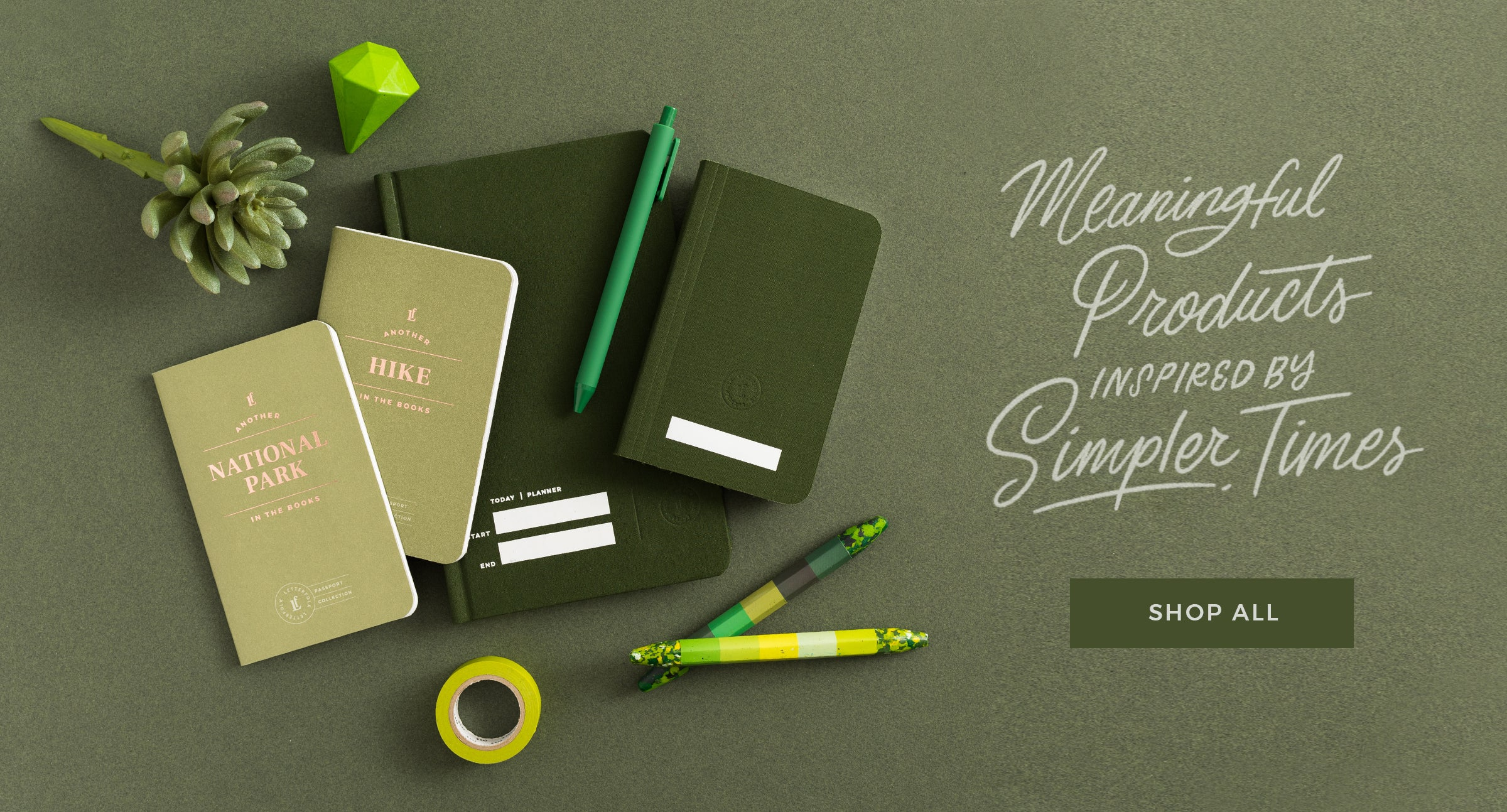 Meaningful Products by Letterfolk