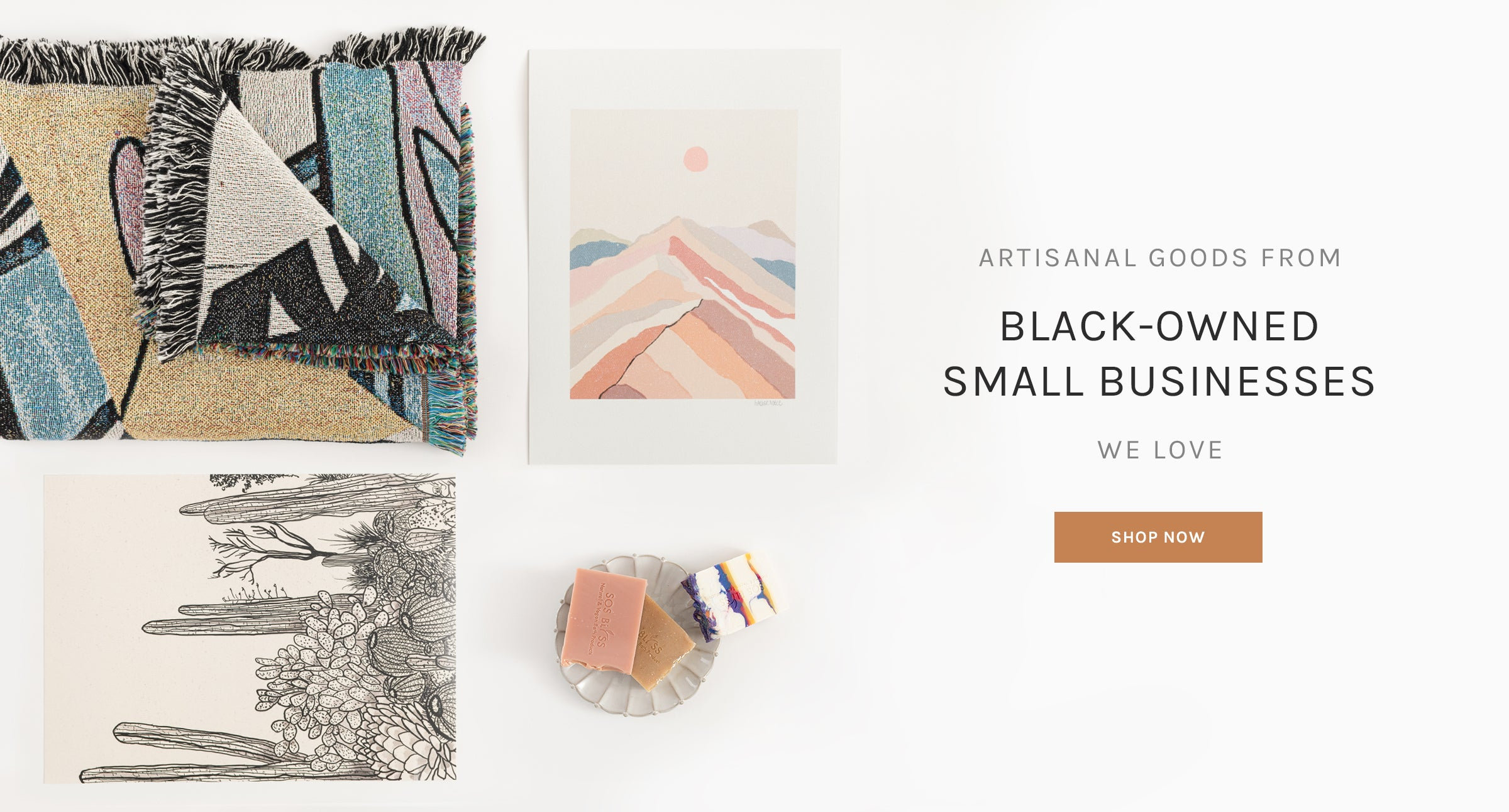 Artisanal Goods from Black-Owned Small Businesses We Love