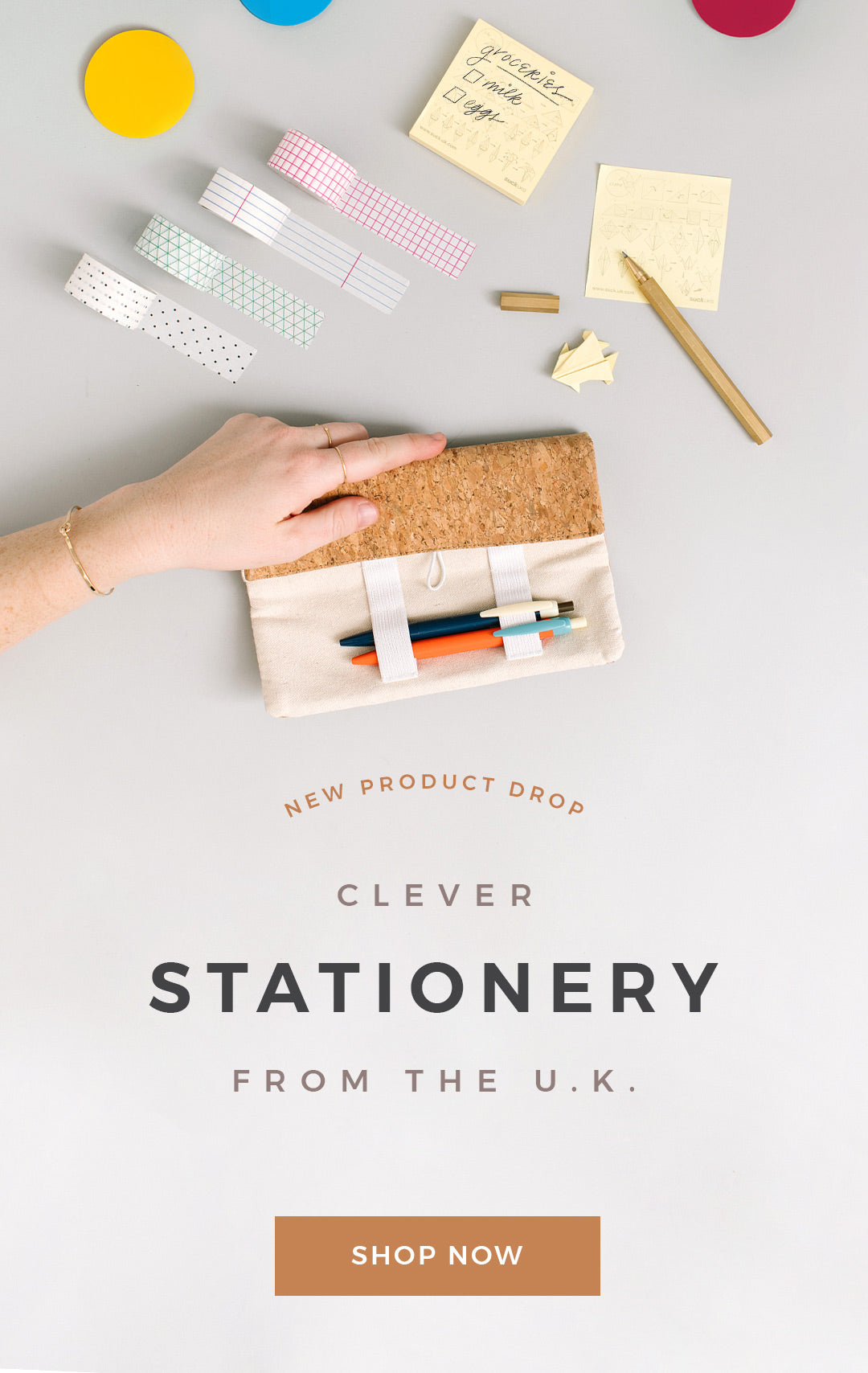 Clever Stationery from the U.K.