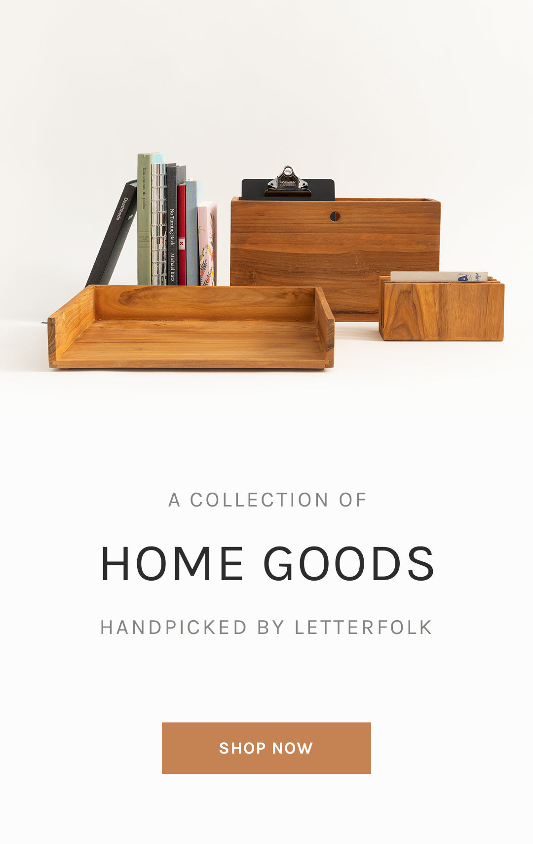 A Collection of Home Goods Handpicked by Letterfolk