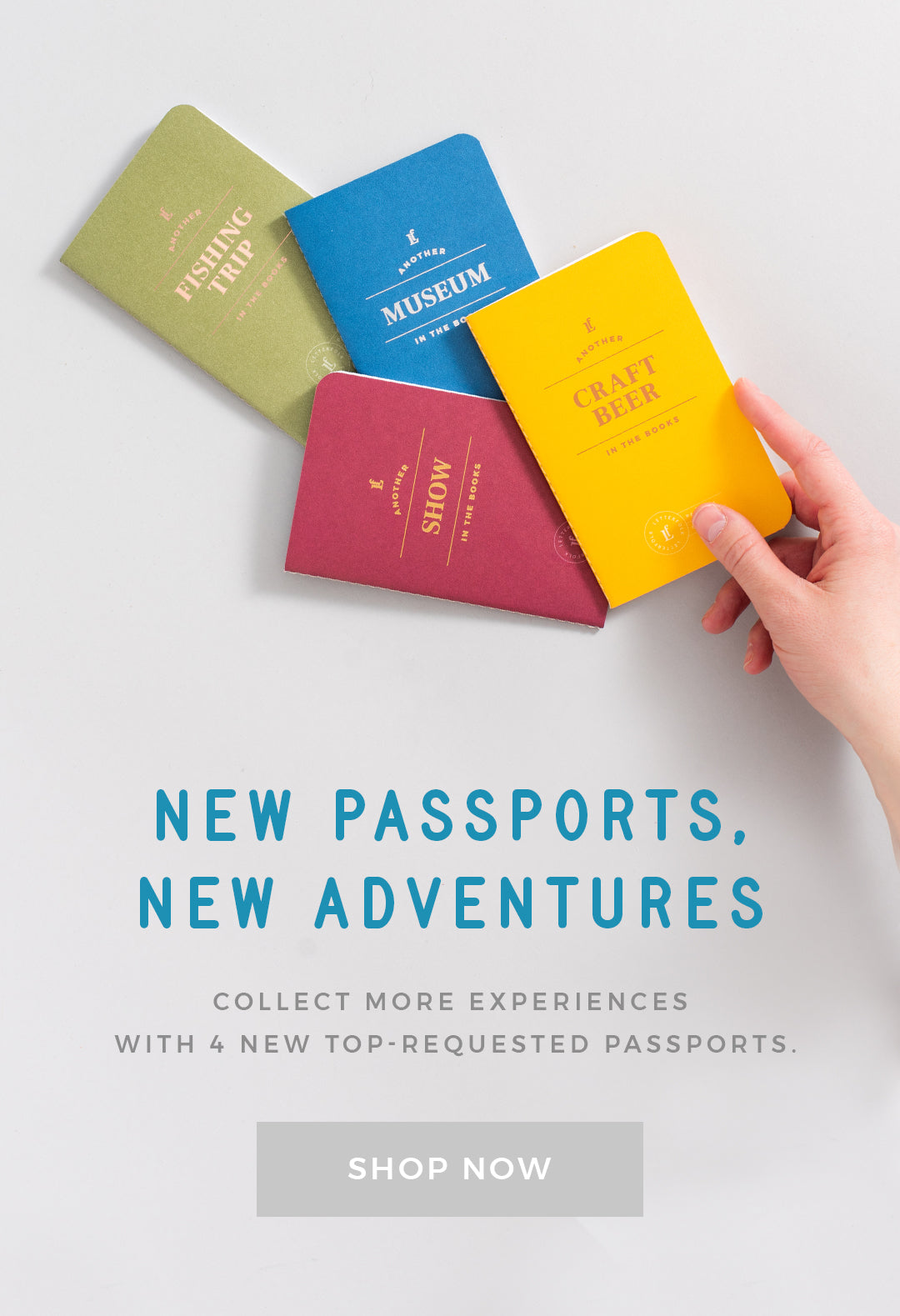 Passport Collection by Letterfolk