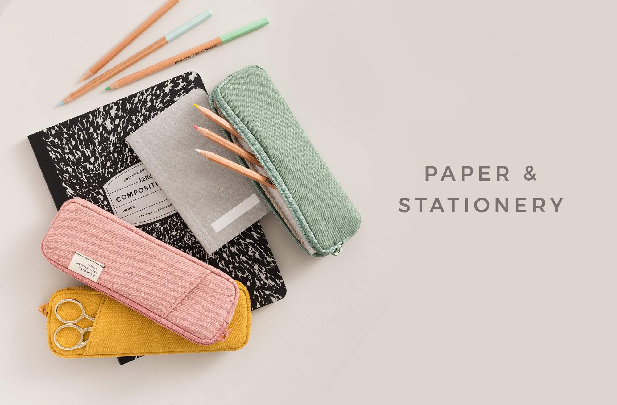 Paper & Stationery by Letterfolk