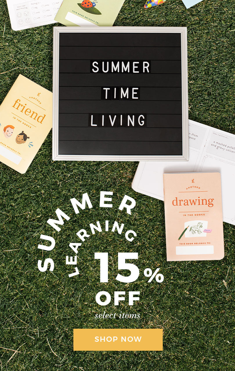Summer Learning Sale by Letterfolk
