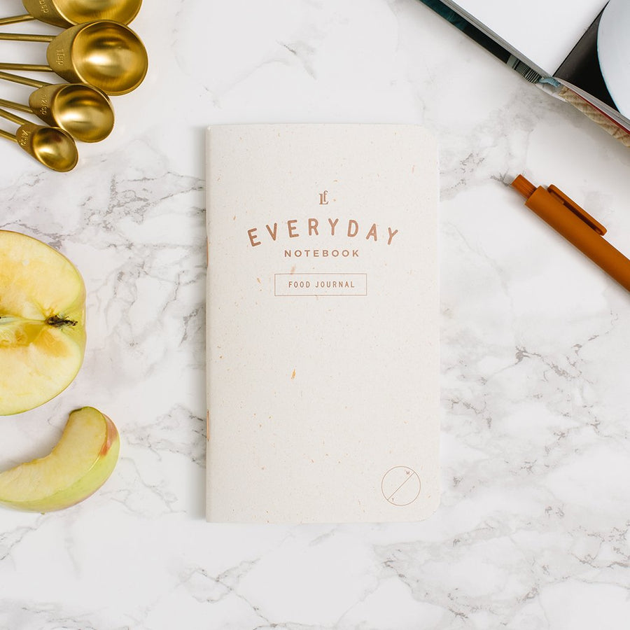 Everyday Food Journal Notebook 2-Pack - Letterfolk