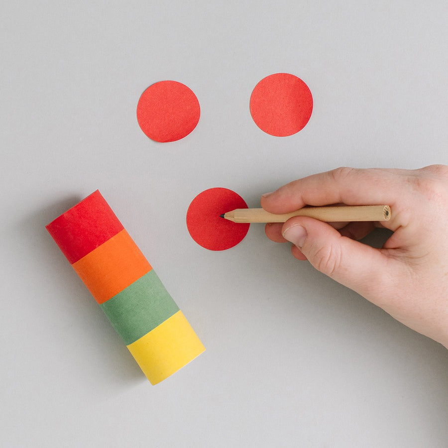 Ice Pop Sticky Notes - Letterfolk