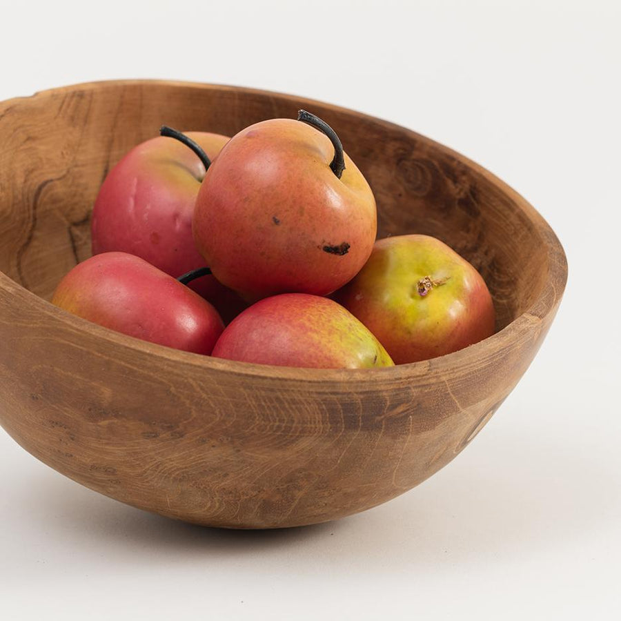 Wood Axis Bowl - Letterfolk