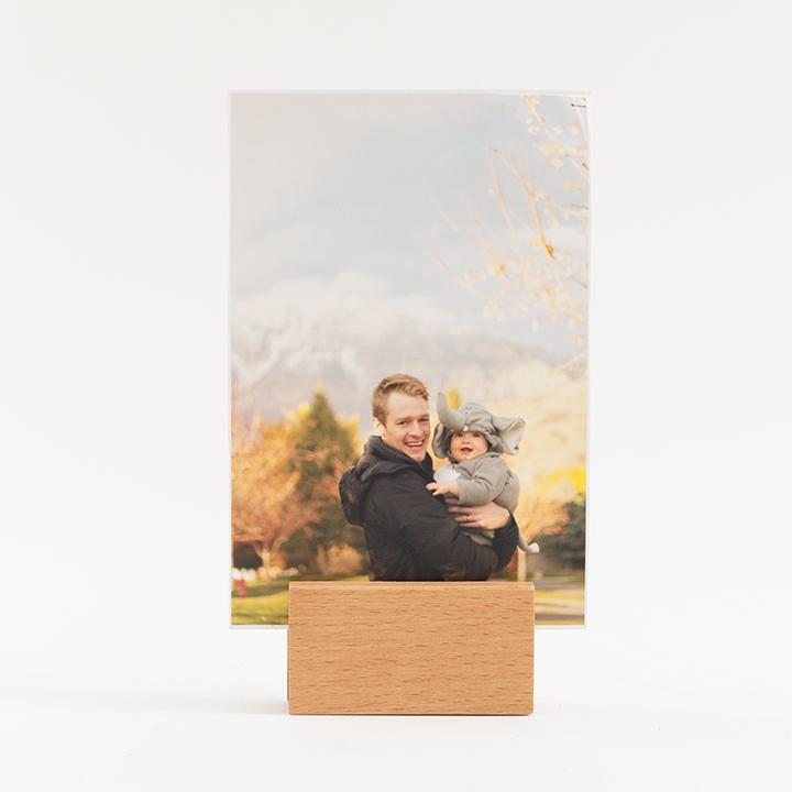 Wood Pinch Frame - Letterfolk