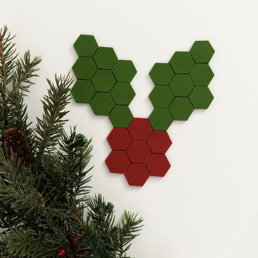 Festive Tile Sets - Letterfolk