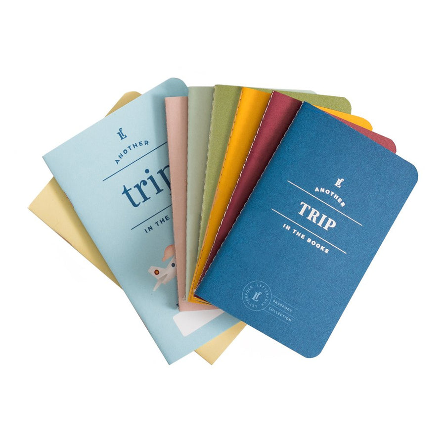 Adventurer Passport Bundle (Any 8 Books) - Letterfolk