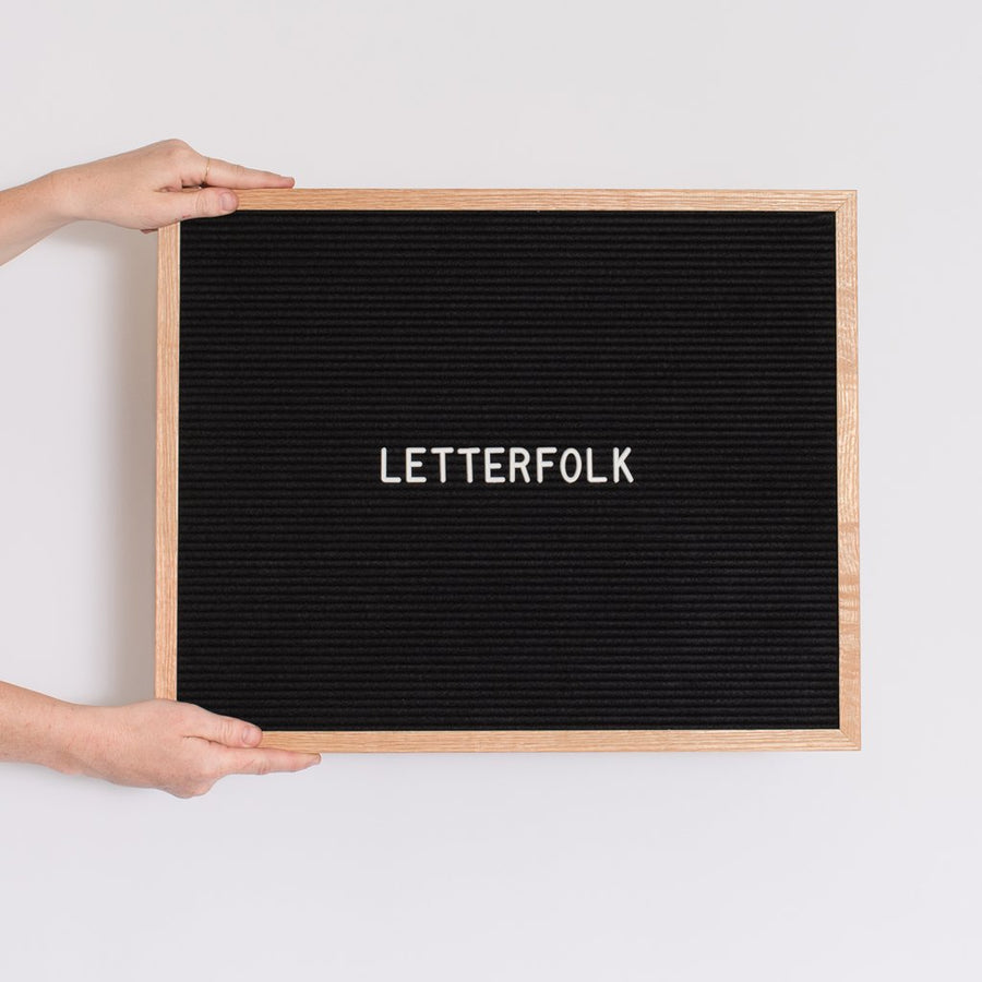 The Copywriter Oak - Letterfolk