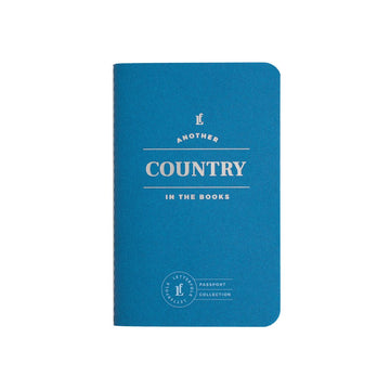 Country Passport - Letterfolk