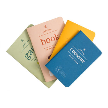 Explorer Passport Bundle (Any 4 Books) - Letterfolk