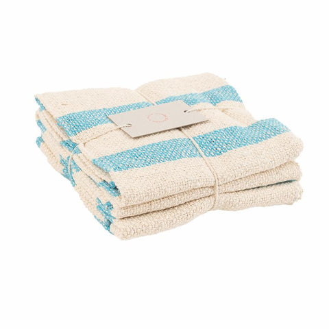 Striped Woven Dish Towel (3 Pack) - Letterfolk