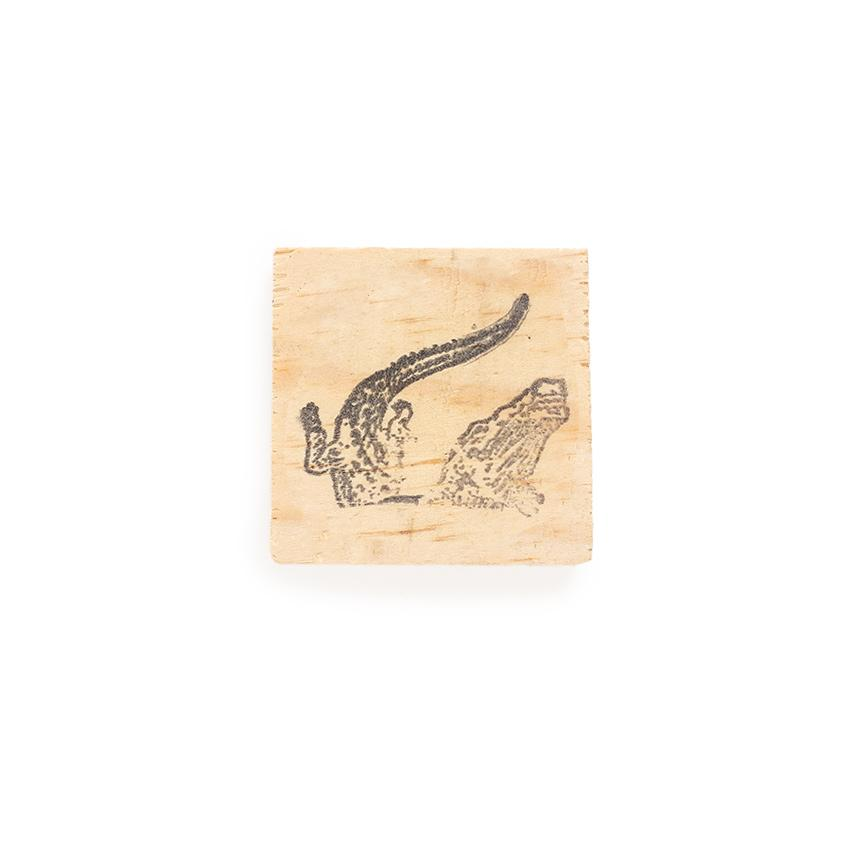 Wooden Animal Stamps - Letterfolk