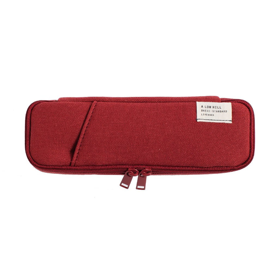 Cotton Pocket Pencil Case - Letterfolk