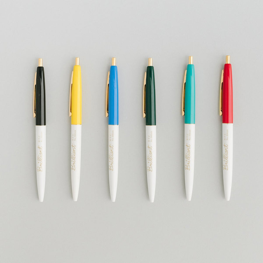 Retro Ballpoint Pen - Letterfolk