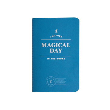 Magical Day Passport - Letterfolk