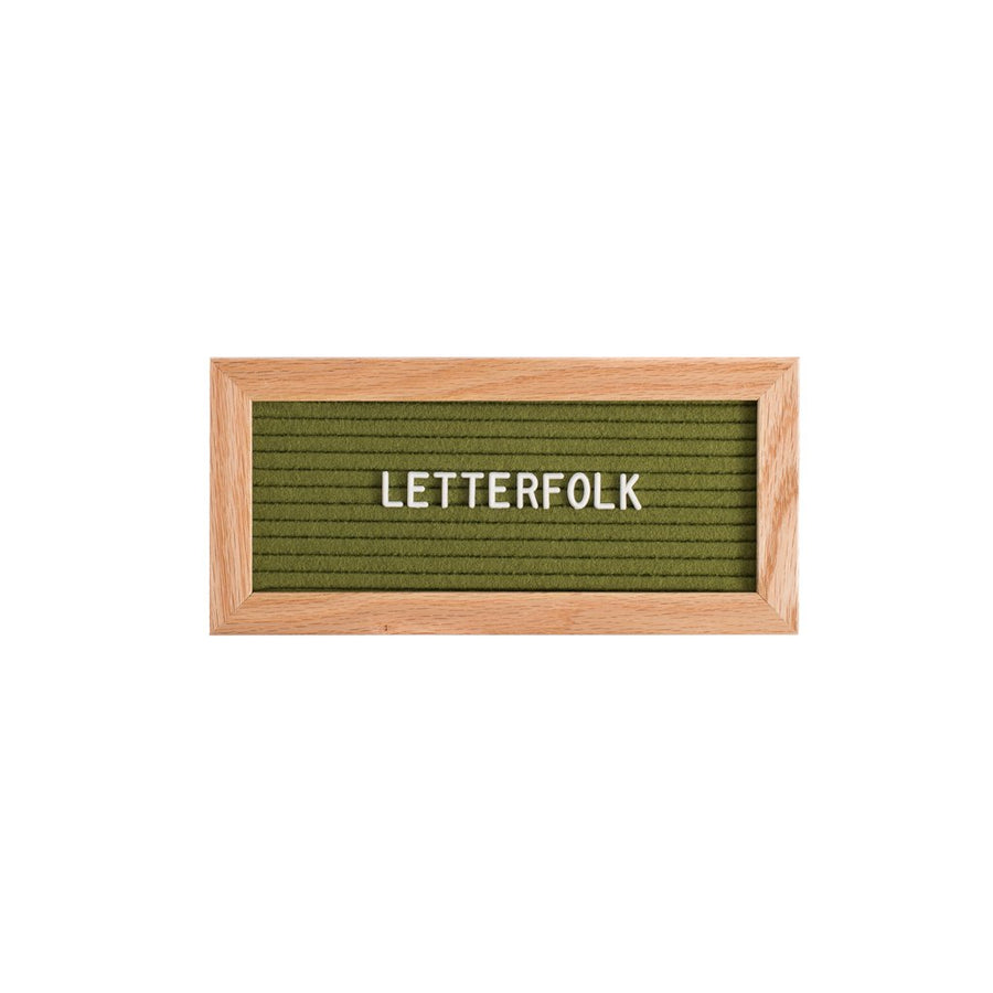 The Mini Evergreen - Letterfolk