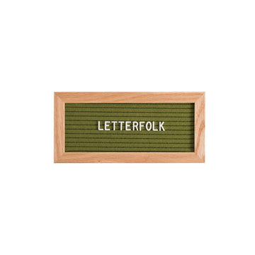 The Mini Evergreen (Warehouse Sale) - Letterfolk