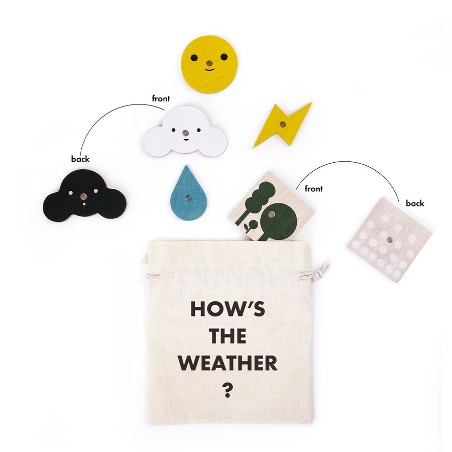 Weather Station - Letterfolk