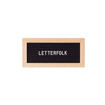 The Mini Oak (Warehouse Sale) - Letterfolk