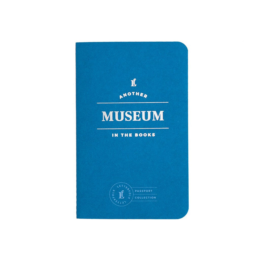 Museum Passport - Letterfolk