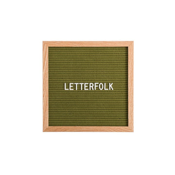 The Poet Evergreen (Warehouse Sale) - Letterfolk