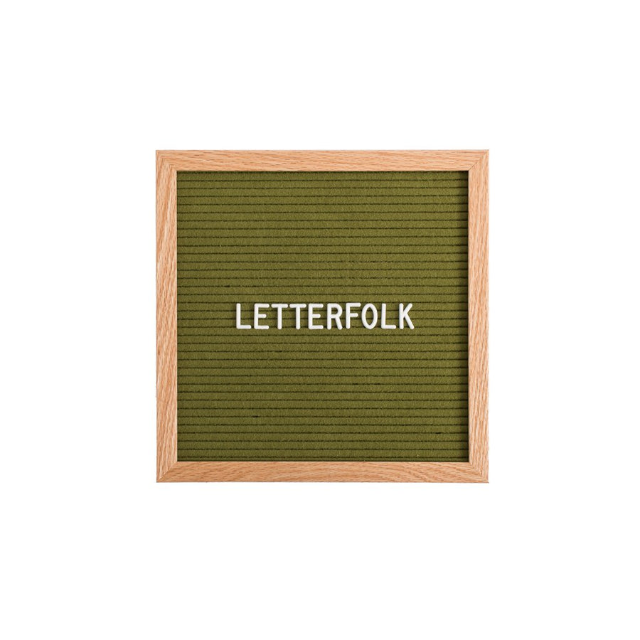 The Poet Evergreen - Letterfolk