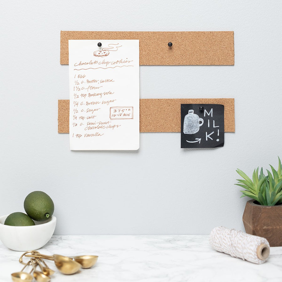 Corkboard Roll - Letterfolk