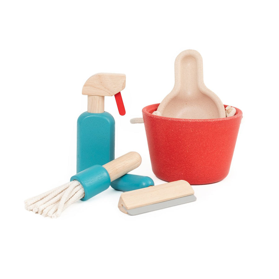 Cleaning Set - Letterfolk